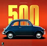 Cinquecento - The Fiat 500 Story (earBOOK)