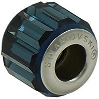 Fascino genuino Perle Swarovski - Montana Blue - Adatto Pandora Bracciali - Ideale regalo per (Cat Antico Fascino)