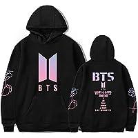 BTS Album LOVE YOURSELF Women And Men Hoodies Sweatshirts K-pop Fans Sweatshirt Streetwear DNA K POP