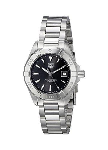 Tag Heuer WAY1410. BA0920–Uhr für Frauen, Edelstahl-Armband Silber
