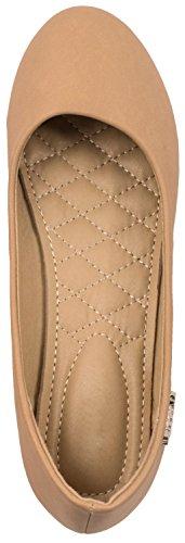 Elara - Scarpe da Ginnastica Basse Donna cachi