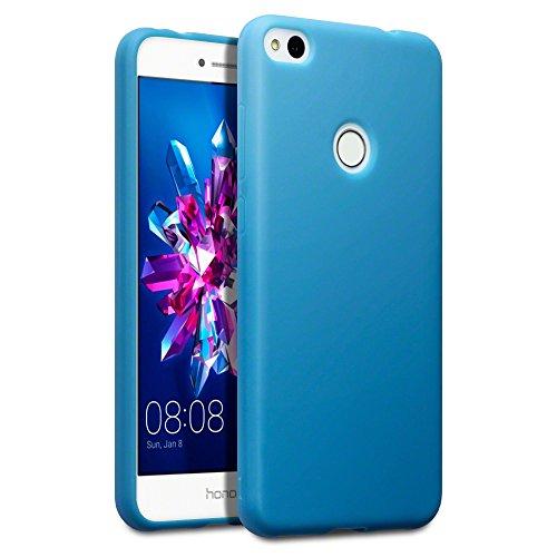 huawei-p8-lite-2017-funda-protectiva-de-silicona-gel-tpu-estrecha-azul-claro-solido-acabado-mate