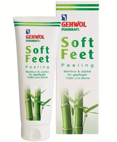 Gehwol Soft Feet Peeling 125ml, Fußpflege