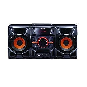 Sony MHC-EX600.CEL Minichaîne Lecteur CD / Tuner RDS Lecture mp3 USB Host 2 x 90 W Noir