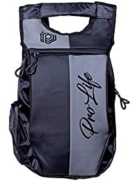 c9c822391 Pro Life Polyester Casual Bagpack College Travel School Office Laptop  Backpacks for