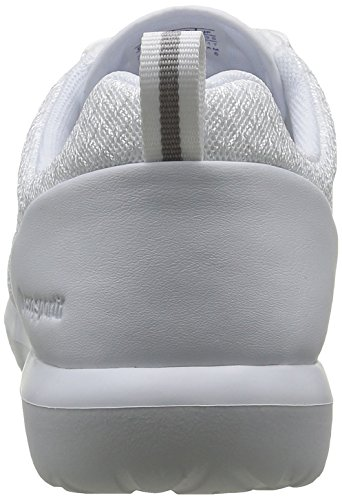 Le Coq Sportif Dynacomf W, Baskets Basses Femme Blanc (Optical White)