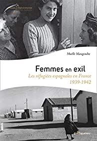 Femmes en exil par Maëlle Maugendre