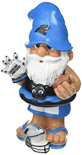 Forever Collectibles NFL Carolina Panthers Thematische GNOME-2nd Version