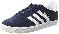 The most popular trainer, the original Adidas Gazelle has been brought back and it is looking even better than before. Making its mark as a multi-purpose training shoe, these lace-up sneakers have become a beloved streetwear classic.Premium suede upp...