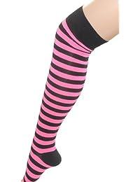 Hohe Knie-Porno-Socke