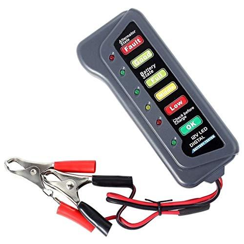 heacker Carro del Coche de 12 voltios Tester batería Indicador de luz...