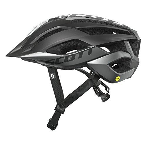 Scott Arx MTB Plus Fahrrad Helm Schwarz 2018: Größe: M (55-59cm)