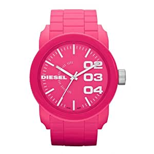 Diesel Herren-Armbanduhr XL Franchise Analog Quarz Plastik DZ1569