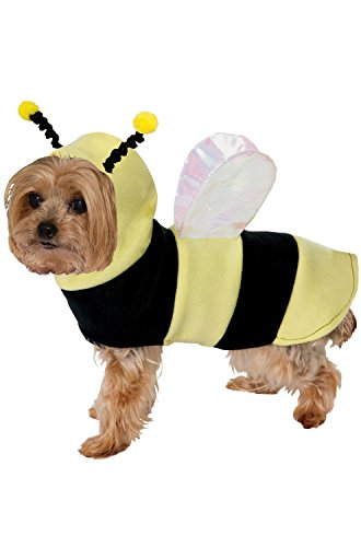 Bumble Bee Pet Costume Medium (Kostüm Bee Bumble Hund)