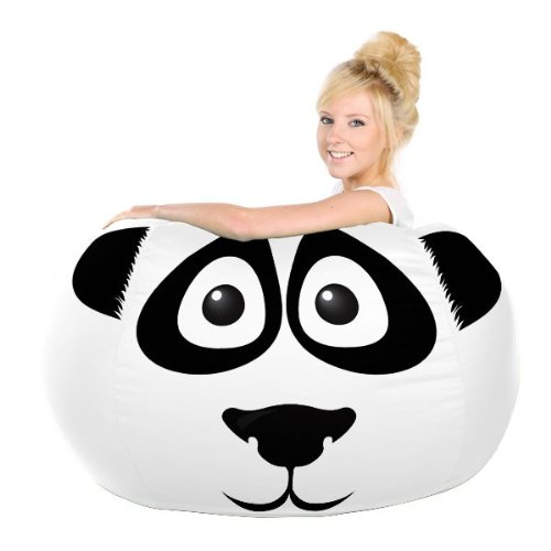 RU Comfy Kids Bean Bag Fabric Paddy The Panda Amazoncouk Kitchen Home