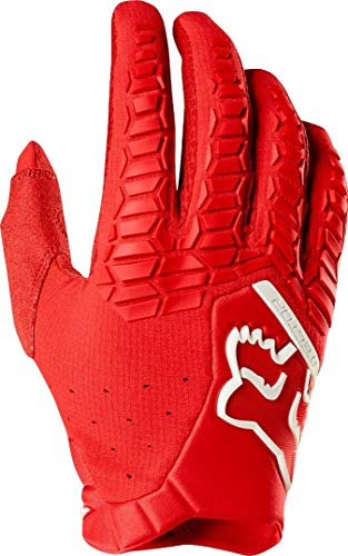 Fox Racing 2019 - Guanti da motocross Pawtector, 21737-003-2X, Red, XXL