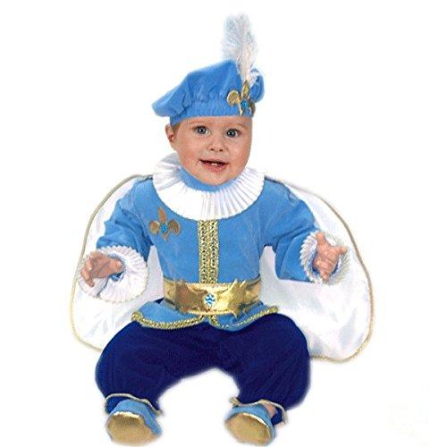 costume di carnevale principe (68 cm)