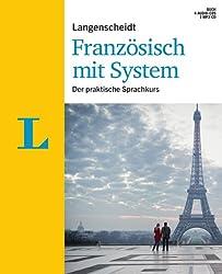 Langenscheidt Französisch mit System - Set mit Buch, 4 Audio-CDs und 1 MP3-CD: Der praktische Sprachkurs