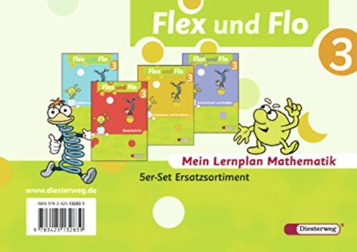 Preisvergleich Produktbild Flex und Flo - Ausgabe 2007: Ersatzsortiment Lernplanhefte 3: Für Version zur Ausleihe