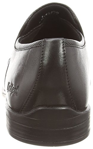 Kickers Ferock Slip2 Lthr Am, Herren Slipper Noir (Black)