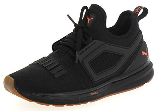 Puma sneakers ignite limitless 2 unrest nero arancio 191295-02 (45 - nero)