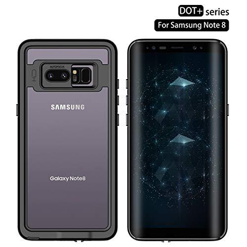 fitmore Samsung Galaxy Note 8 2017 Dirtproof Case, Waterproof Case