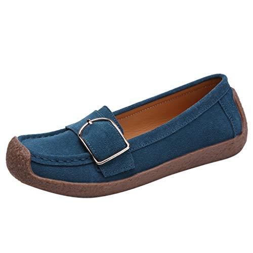 Wawer Mode 2019 Flache Sandalen Einzelne Schuhe für Frauen, Damen Sommer Flock römische Schuhe Sandalen Rom Hick Plattformen Outdoor Hausschuhe Slip-On Flache Schuhe Wedges Bohemian Style Beach Schuhe - Sandalen-plattformen Stiefel