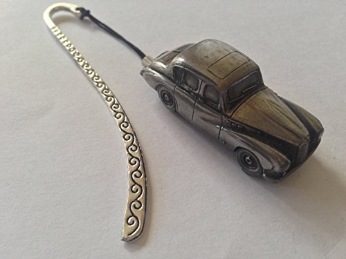 sunbeam-talbot-mk3-full-car-on-a-pattern-bookmark-with-cord-ref242