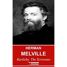 Bartleby, The Scrivener (Illustrated)