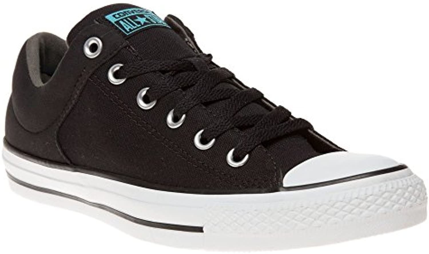 Converse All Star High Street Herren Sneakers Schwarz