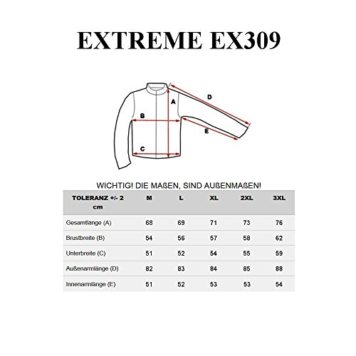 BOLF Herrenjacke Kunstleder Sweatjacke Übergangs Ökoleder Zipper EXTREME MIX Dunkelgrau_EX309