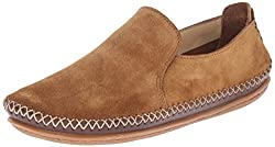 Vivobarefoot Womens Opanka Slip-On Walking Shoe, Chestnut, 35 EU/5-5.5 M US