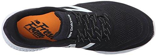 New Balance Men's Fresh Foam Gobi Trail Running Shoe Black/White