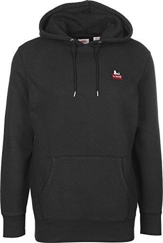 Levi's original pullover felpa snoopy black