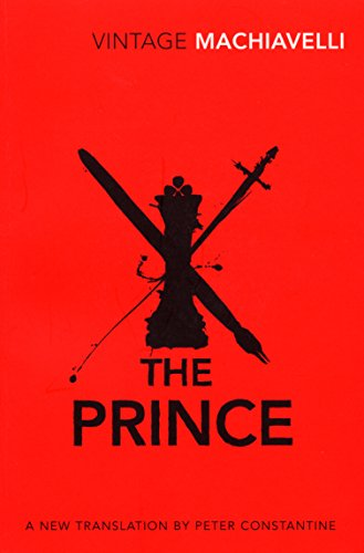 The Prince (Vintage Classics) by [Machiavelli, Niccolo]