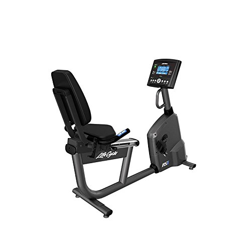 Life Fitness RS 1 Lifecycle Liegeergometer mit Go-Konsole, RS1