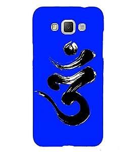 FUSON Om Symbol Color Stroke 3D Hard Polycarbonate Designer Back Case Cover for Samsung Galaxy Grand 3 :: Samsung Galaxy Grand Max G720F