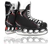 tblade Schlittschuhe GRAF Pk110 Eishockey und Freestyle t Blade Schlittschuhe Eislaufen Größe 42