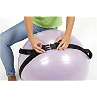 Gymnic Sangle de Transport des Ballons de Fitness / Balles Gymnastiques