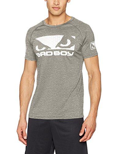 Bad Boy Herren G.p.d T-Shirt Grau