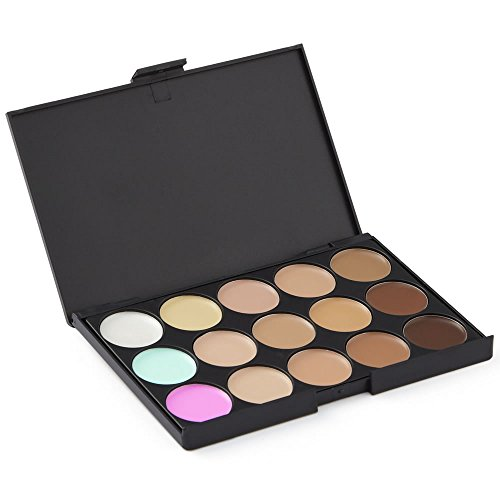 LaRoc 15 Shades Couleur Concealer Contor Makeup Kit Palette beauté Make Up Set
