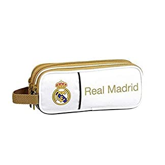 Real Madrid CF- Estuche, Multicolor (SAFTA 811954635)