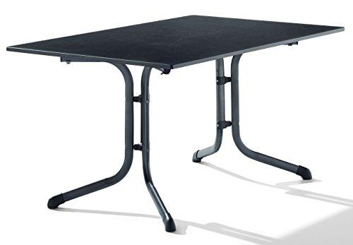 sieger-1170-55-puroplan-table-de-pliante-boulevard-fer-gris-140-x-90-x-73-cm