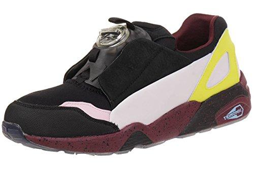 Puma McQ Disc Black by Alexander McQueen Mens Sneaker 358937 01 , pointure:eur 45