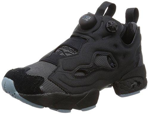 Reebok Instapump Fury MTP Herren Running Sneakers (UK 5.5 US 6.5 EU 38.5, Black fire Spark Stone BD1502)