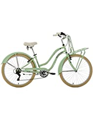 "Beachcruiser Cargo 26"" Melba vert menthe TC 41 cm KS Cycling"