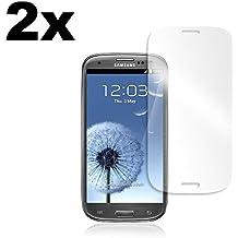 subtel® Protector de pantalla para Samsung Galaxy S3 / S3 Neo (GT-i9300 / GT-i9301) (HD-Calidad / Alta Transparencia)
