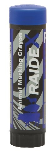 Bétail caractères Stylet RAIDL bleu curseur rotatif, Lot de 2