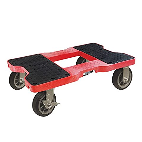 Snap-Loc Cargo Control Systems SL1500D6R All-Terrain Dolly (USA!) with Steel Frame, 6
