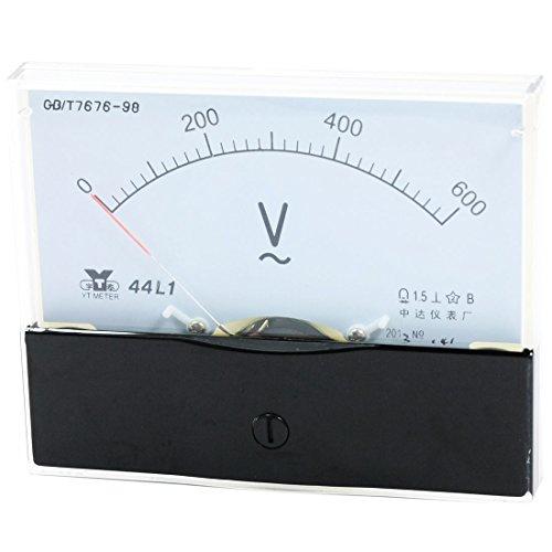 Messung werkzeug Messbereich Analog Panel Voltmeter AC 0-600V 44L1 - Ac Voltmeter